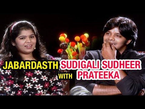 Jabardasth Sudheer Chit Chat With Prateeka    V6 Prateeka Show    Pakka Hyderabadi