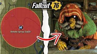 Fallout 76 | What Happens if You Nuke the Legendary Vendor? (Fallout 76 Secrets)