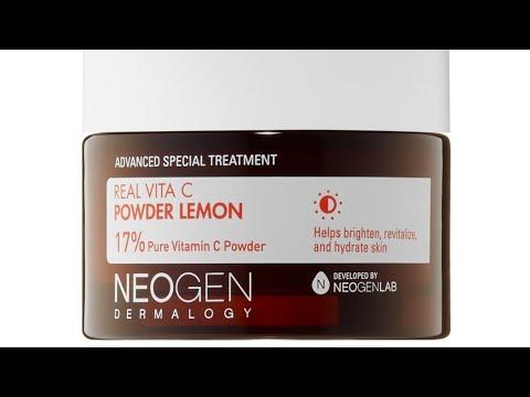 Real Vita C Powder Lemon by neogen dermalogy #14