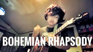 Baixar Bohemian Rhapsody - Queen, covered by Feng E, ukulele
