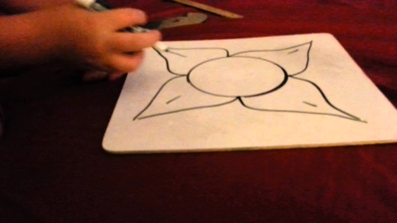 How To Draw A Cool Flower