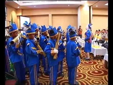 Bahteramas - Persembahan Musik Bambu MI Ummusshabri Kendari