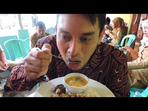 Indonesia Brebes Street Food : Kondangan Lagi, Makan Lagi, Khitanan Mas  Satria//666//Seri I