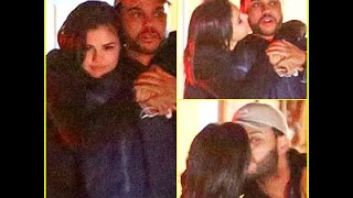 Selena Gomez and The Weeknd in love!
