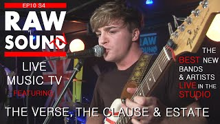 LIVE MUSIC TV Best Unsigned Bands and Artists Episode 10 Series 4 RawSoundTV