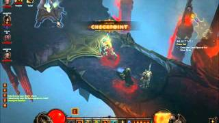 "Diablo 3 (act 4) p2 commentary, ""Evil Rises Again"" with legit x silence!"