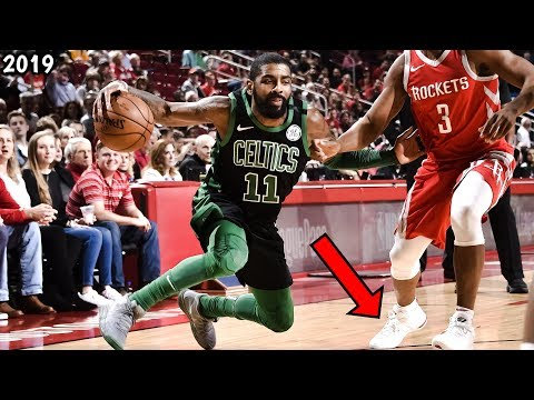 Kyrie Irving BEST CROSSOVERS & ANKLE BREAKERS Compilation 2019 ✔