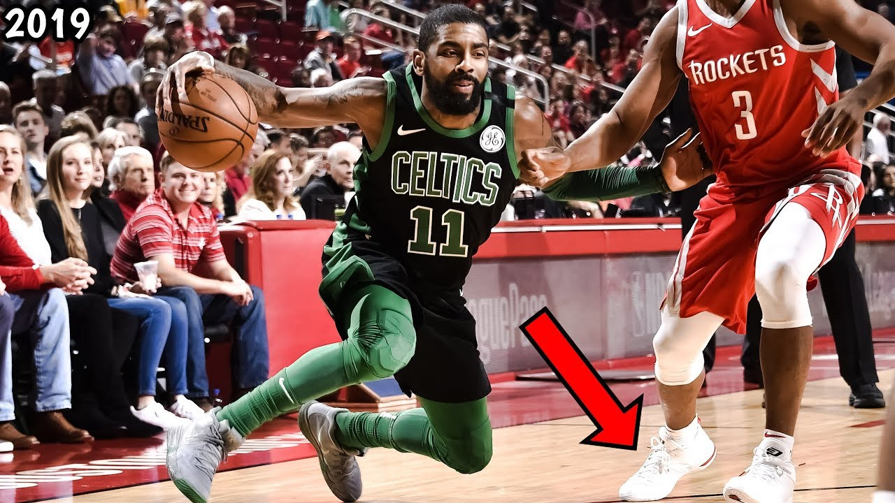 Kyrie Irving BEST CROSSOVERS & ANKLE BREAKERS compilation 2019 ✓ - YouTube