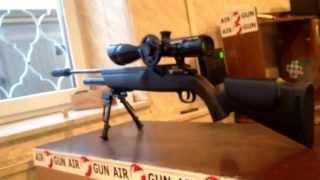 Обзор пневматической винтовки umarex Walther 1250 Dominator FT