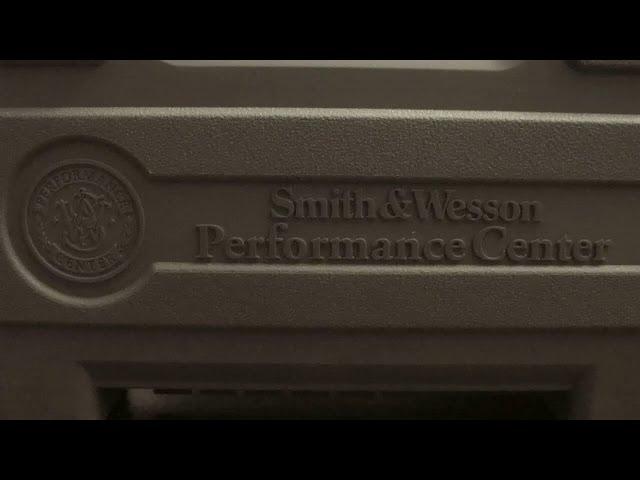 S&W Model 627 PC V-Comp 実銃レビュー