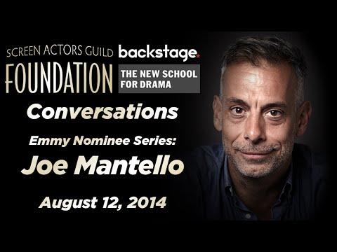 Conversations with Joe Mantello