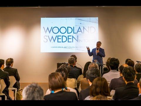 Woodland Sweden in Tokyo!