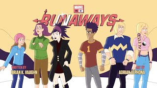 Runaways' First Appearance in 2003! | Today in Marvel History