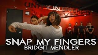 Baixar Bridgit Mendler - Snap My Fingers / Crazy Dance Class