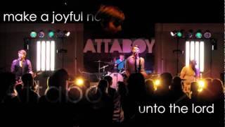 News from Verona & Attaboy Concert