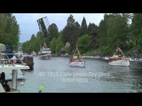 Wilson Seamanship 2014 Seattle Yacht Club Classics