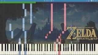Hyrule Castle Piano Arrangement The Legend Of Zelda Botw Youtube