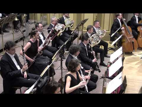 David Gimenez conducts the George Enescu Philharmonic - William Tell Overture -Rossini