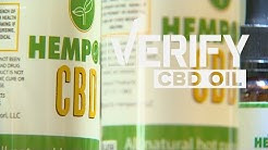 VERIFY: Will CBD oil make you fail a drug test?