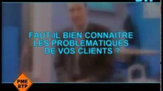Eric Durivaux, Commercial BTP