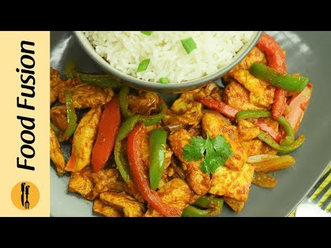 Chicken Jalfrezi Recipe By Food Fusion Cookingvideos