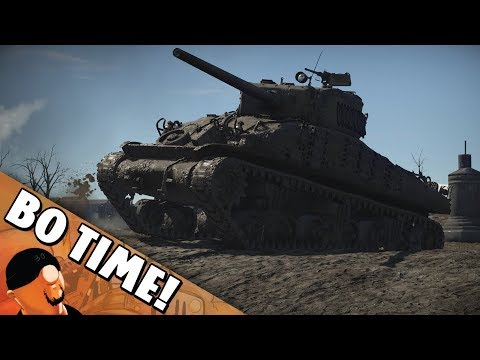 "War Thunder -M4A1 (76) W ""The Shell Exchange!"""
