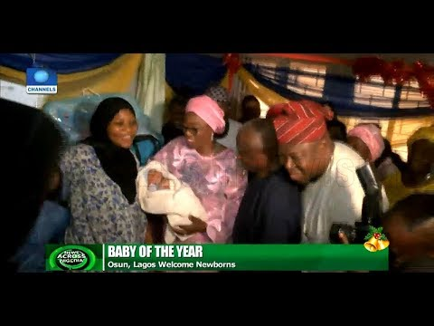 Osun, Lagos States Welcome New Year Babies