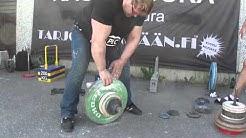 Matti Koivisto Leoko power 50kg maksimi 40v sarjan SE. 76.250 KG