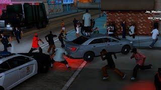 GTA San Andreas RP est MEILLEUR que GTA 5 RP