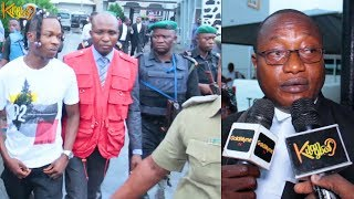 Naira Marley court appearance Pleads