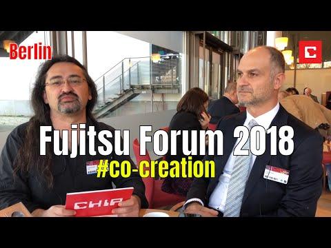 Geleceğin Teknolojileri Fujitsu Forum 2018 de Konuşuldu - CHIP Tech Talk