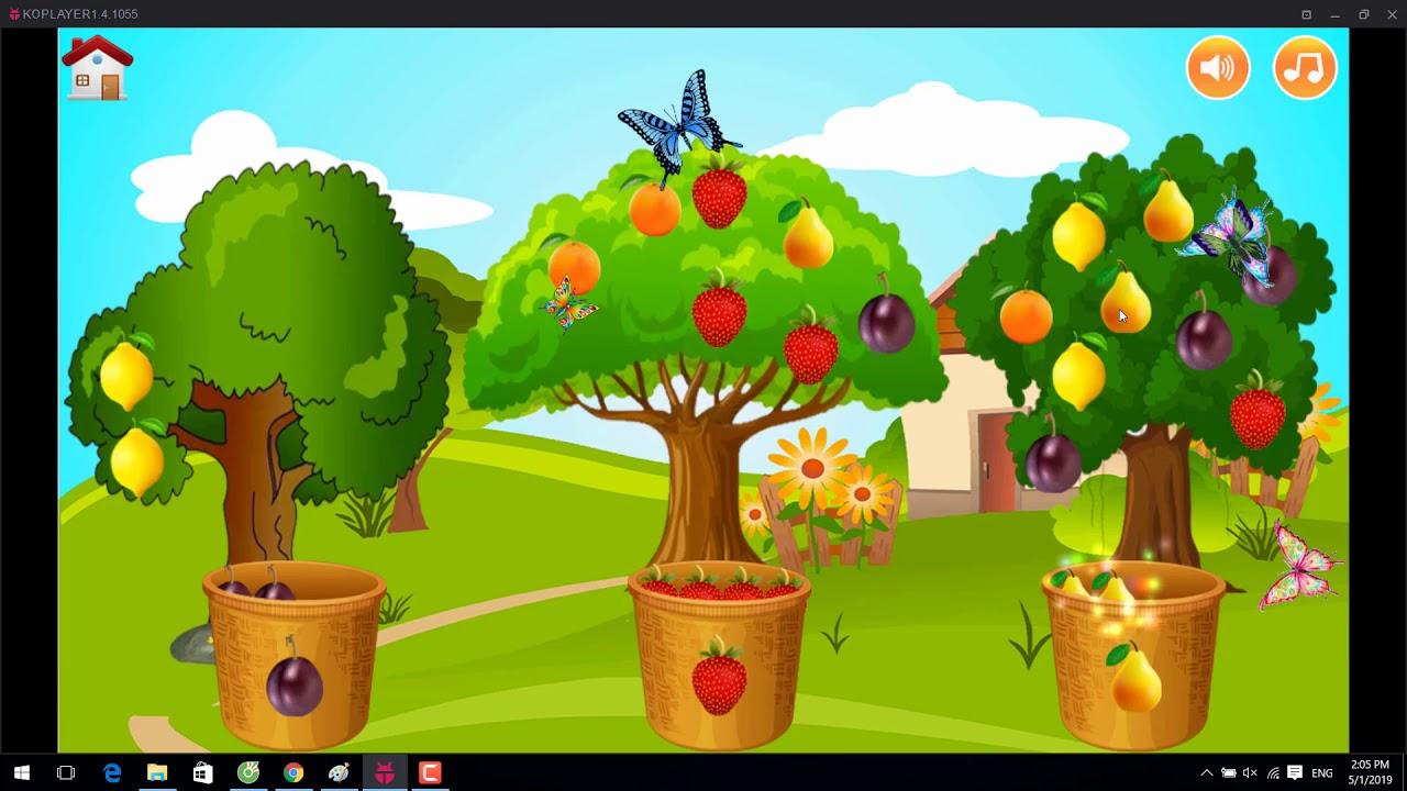 game phát triển trí tuệ cho trẻ em