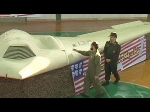 Irán se niega a devolver el avión teledirigido a EEUU