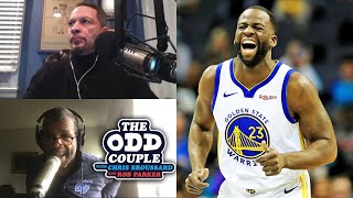 Chris Broussard & Rob Parker - Draymond Green Is Just as Soft As The NBA Players He's Calling Out