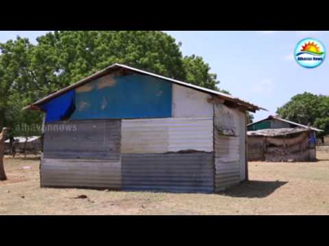 Sampoor resettled people demand basic living facilities