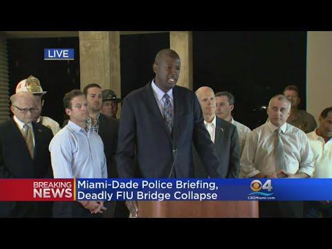 Web Extra: Deputy Mayor Maurice Kemp On FIU Bridge Collapse