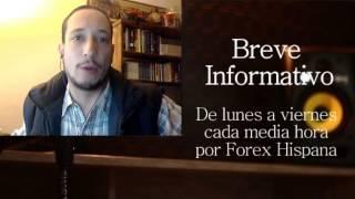 Breve Informativo - Noticias Forex del 23 de Marzo 2017