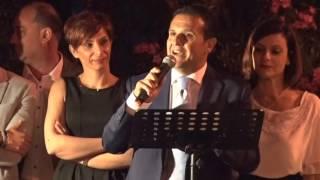COMIZIO FINALE : Lista Numero 3 - Agave - Vincenzo Maesano Sindaco -
