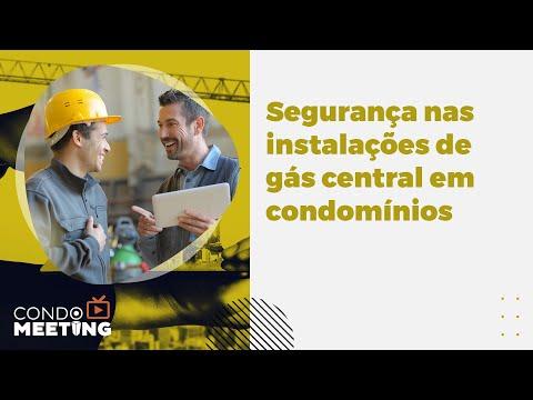 Segurança Nas Instalações De Gás Central Em Condomínios