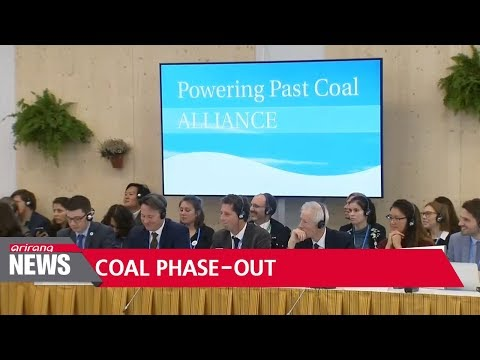 Britain, Canada lead alliance of more than dozen countries for global coal phase-out by 2030