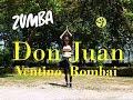 Zumba Coreo/Ventino - Rombai / DON JUAN