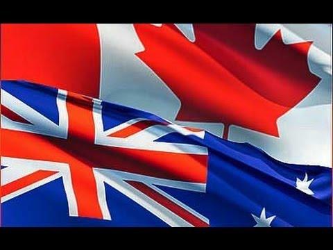 Куда лучше иммигрировать:в Канаду или в Австралию?