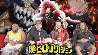 Red Riot! My Hero Academia 4x5 REACTION/REVIEW