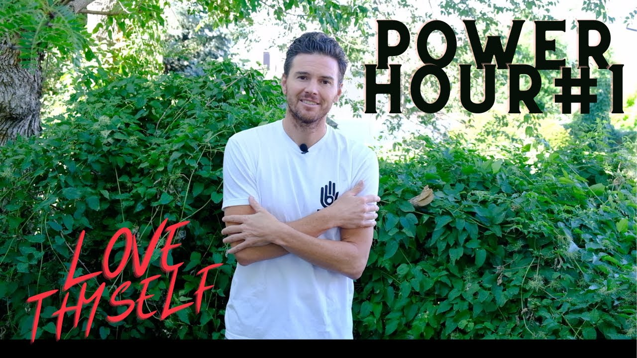 POWER HOUR VIDEO #1- ENVIRONMENT-SELF DEVELOPMENT COURSE- -THE MOST POWERFUL HOUR OF YOUR DAY.
