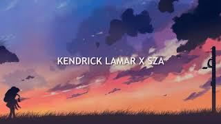 Kendrick Lamar, SZA - All The Stars   (lyrics/letra)