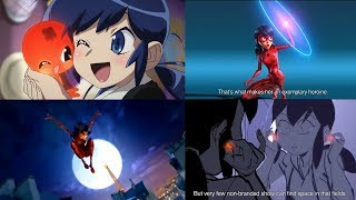 Miraculous Ladybug - all preproduction animated material (PV, previews, storyboards)