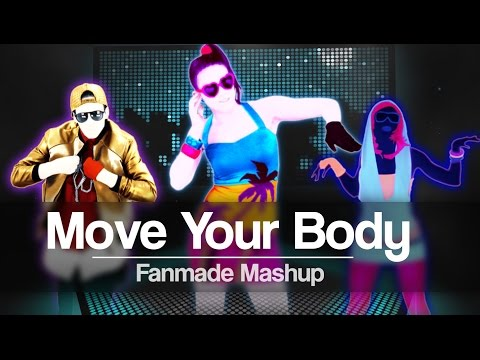 move your body sia just dance 2017 mashup fanmade special 9k subs music. Black Bedroom Furniture Sets. Home Design Ideas