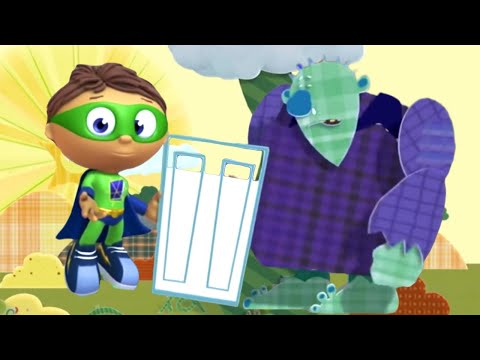 ✳️ Super Why | Full Episodes ✳️ Story Time with Jack and the Beanstalk | Cartoons for Kids