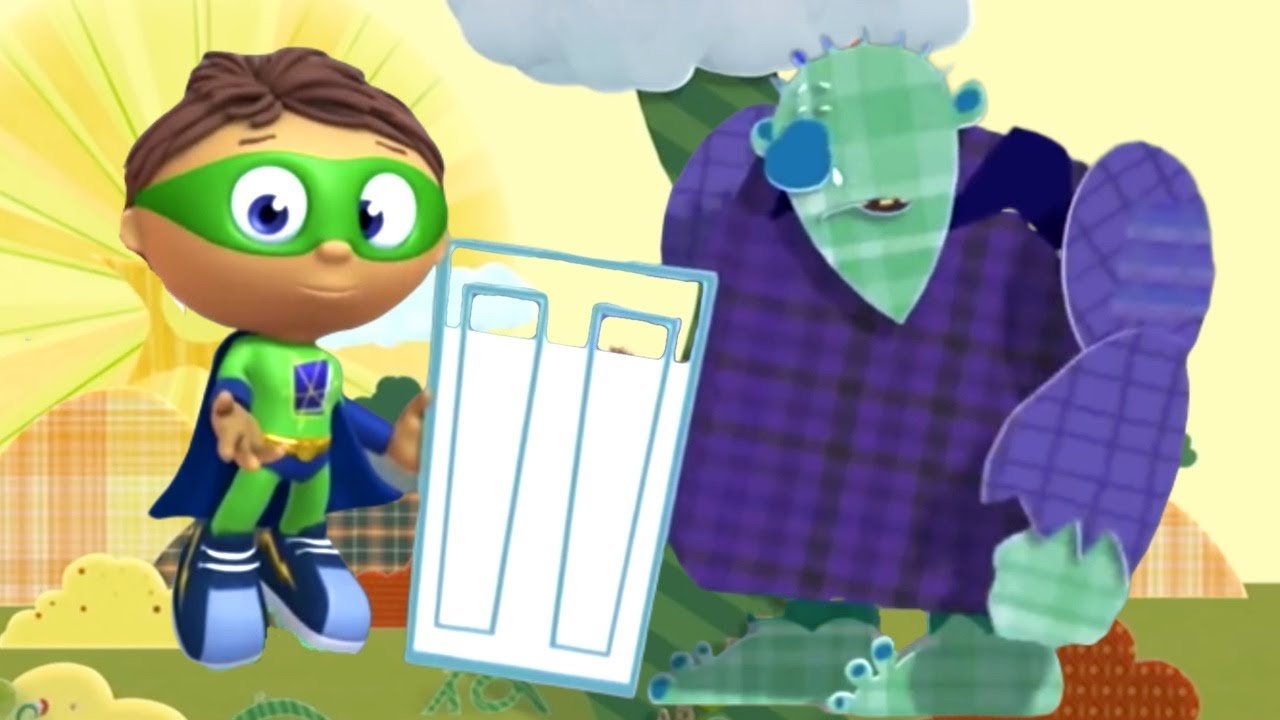 ✳️ Super Why | Full Episodes ✳️ Story Time with Jack and the Beanstalk |  Videos For Kids