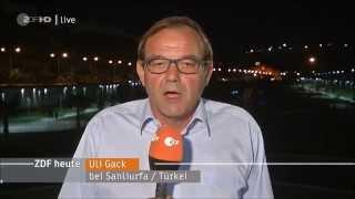 Herr Gack vom ZDF tut als ob er sich wundert